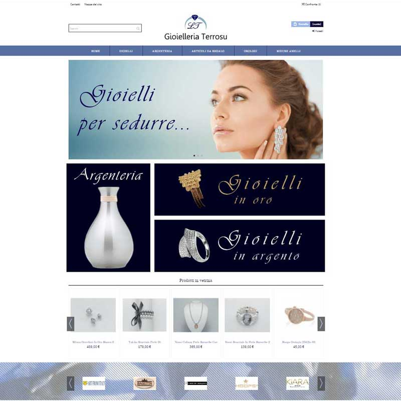 Immagini siti web: e-Commerce