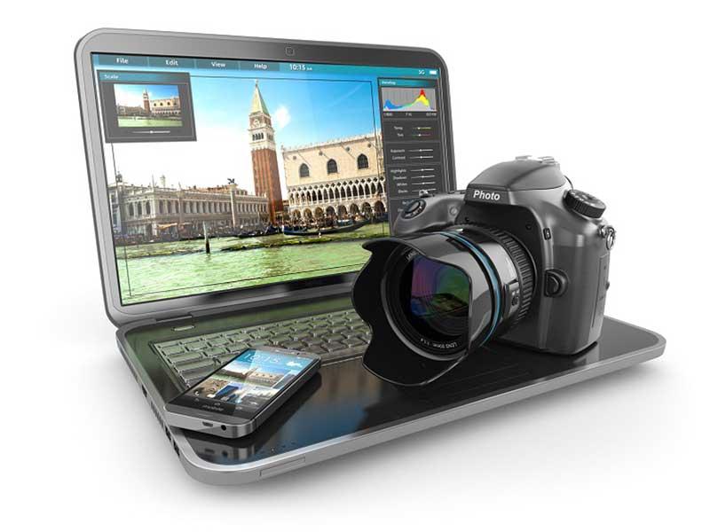 Immagini siti web: fotoritocco